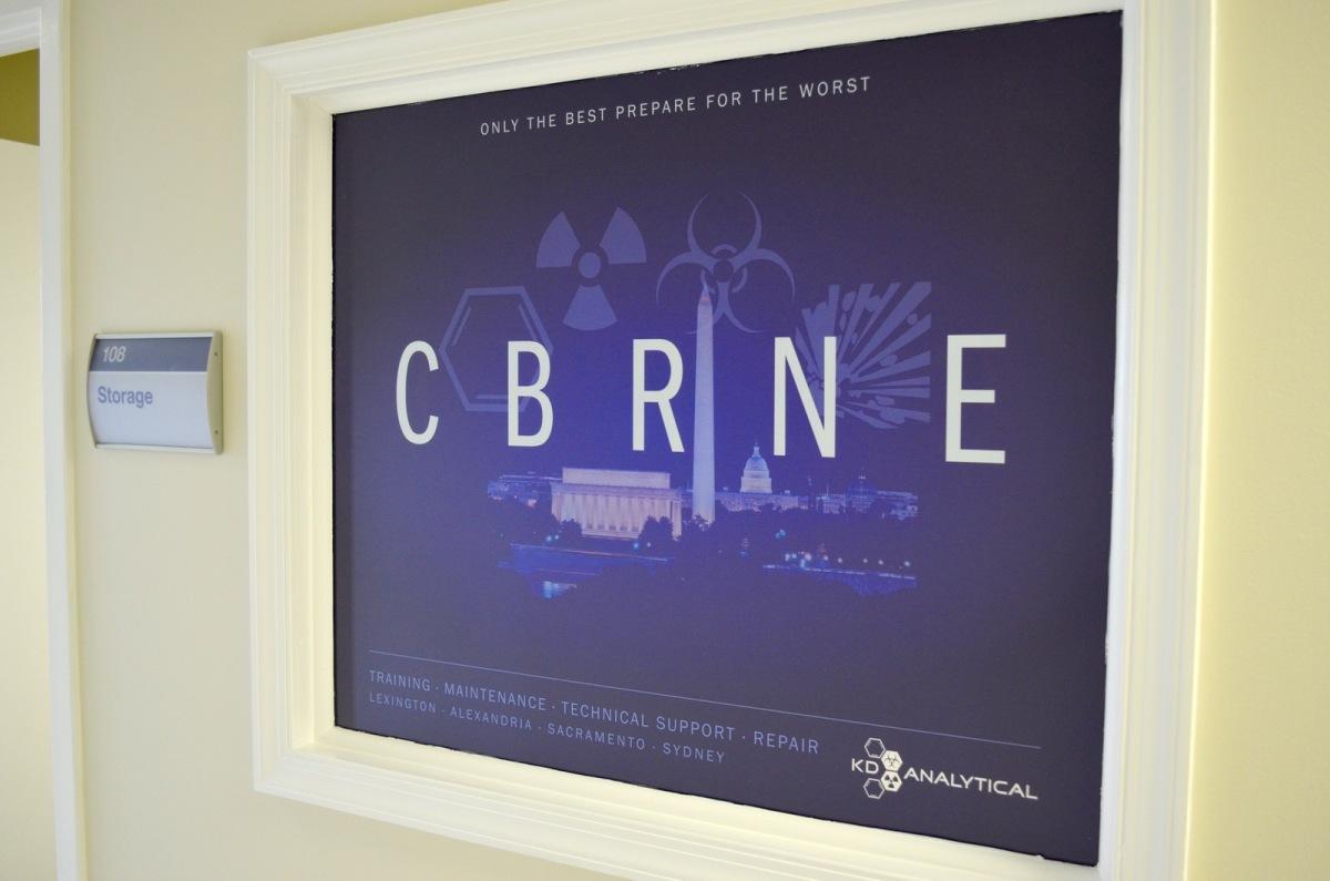 The CBRNE 'Movie' Poster