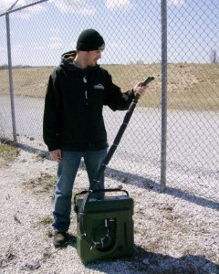 Fence Line Monitoring with HAPSITE ER