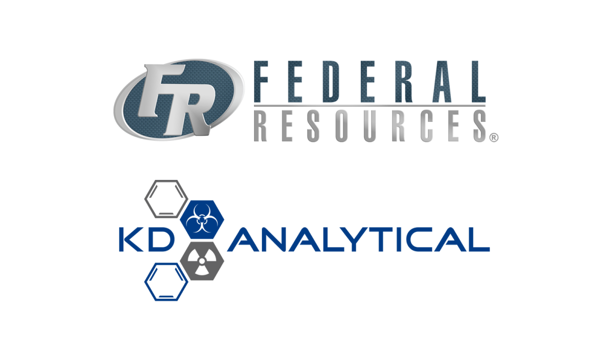 Federal Resources completes acquisition of KDAnalytical